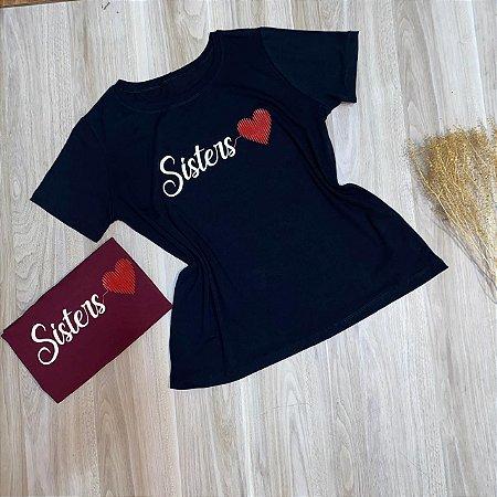 Camiseta Sisters Love