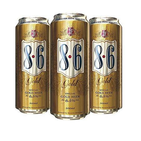 8.6 GOLD 500ML
