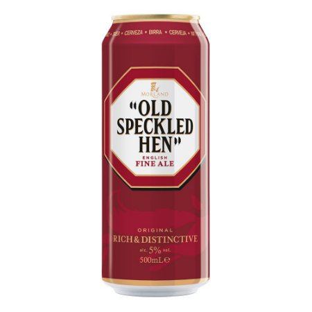 OLD SPECKLED HEN 500ML