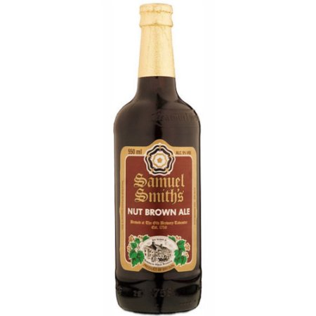 SAMUEL SMITH NUT BROWN ALE 355ML