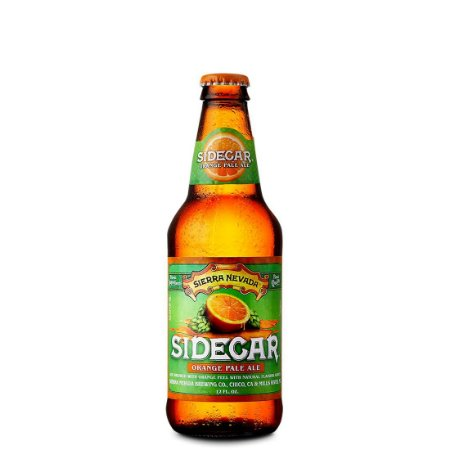 SIERRA NEVADA SIDE CAR ORANGE PALE ALE 355ML