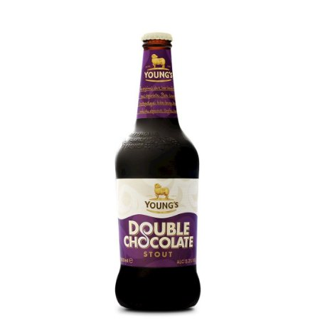 YOUNGS DOUBLE CHOCOLATE 500ML