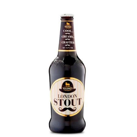YOUNGS LONDON STOUT 500ML