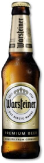 WARSTEINER PREMIUM BEER 330ML