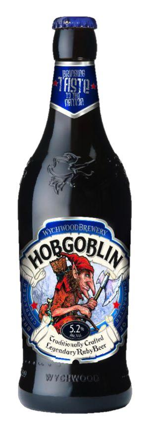 HOBGOBLIN LEGEND RUBY BEER 330ML