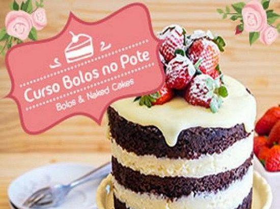 Curso Online De Bolos no Pote - Tudo de Cake