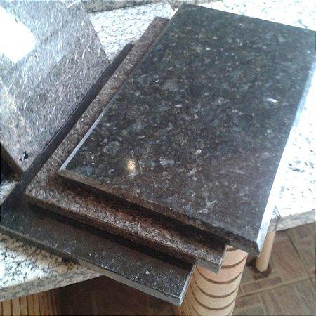 Tabua de Churrasco De Granito Para Carne Cozinha Em Geral 40cm X 25cm