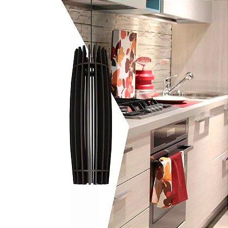 Pendente De Madeira Luminaria De Teto Mesa Sala Cozinha Quarto Lustre Modelo Paris