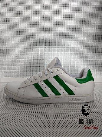 b18e15c60a6 Tênis Adidas Stan Smith - Branco - JustLive StreetShop - Loja online