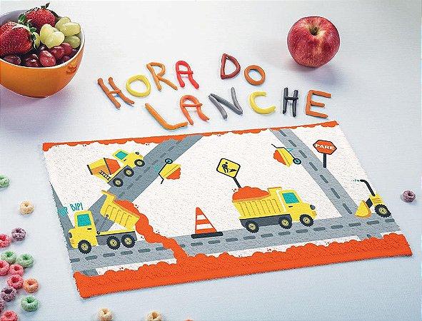 Toalha de Lancheira Lepper [Truck]