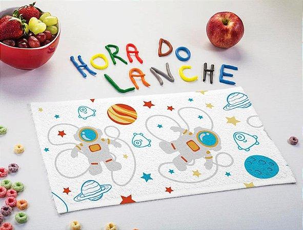 Toalha de Lancheira Lepper [Astronauta]