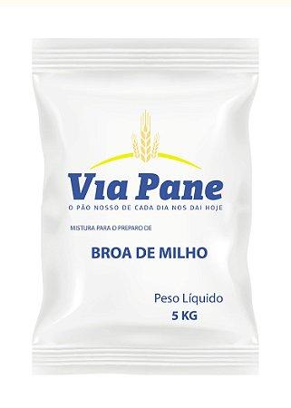Pré-mistura Broa de Milho Via Pane - 5kg