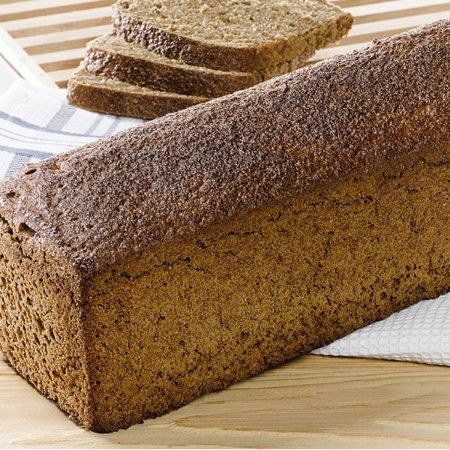 Pré-mistura Pão Preto Via Pane - 10kg