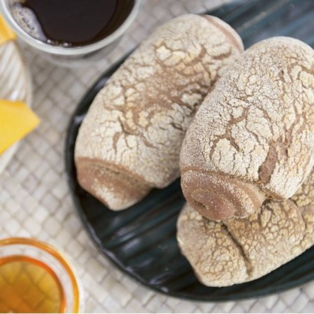 Pão Australiano Congelado Via Pane - 10kg