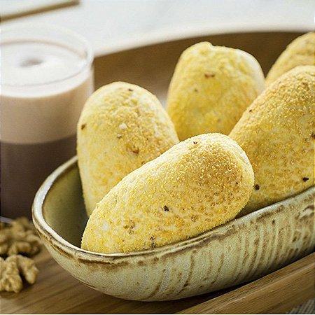 Pão de Castanha Congelado Via Pane - 10kg