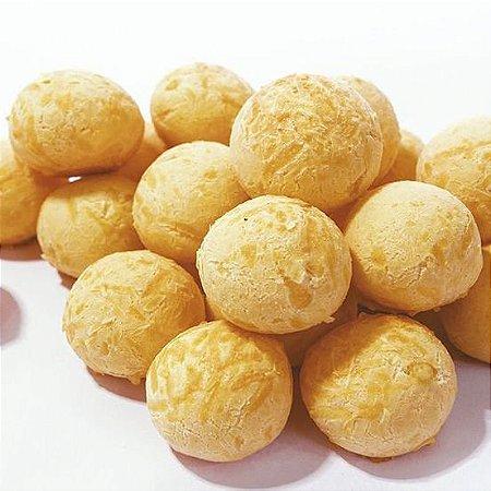 Pão de Queijo Tradicional Congelado 80g Via Pane - 2kg
