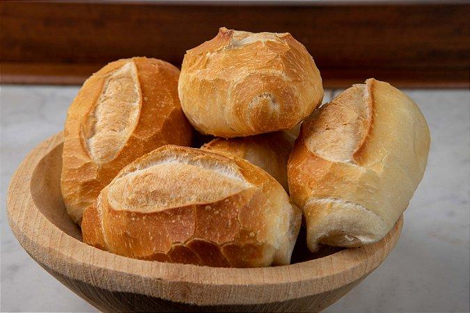Pão Francês Pré-assado e Congelado IATAPAN - 3 KG