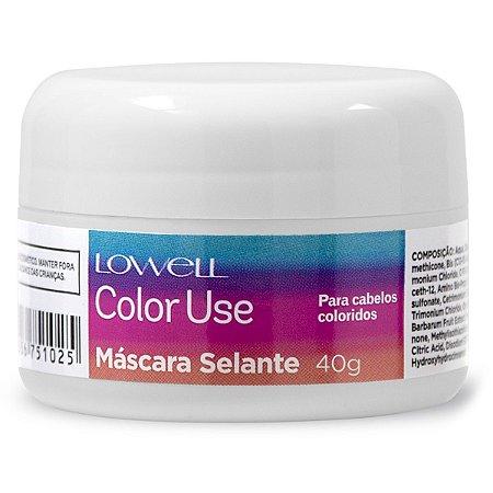 Máscara color use 40gr