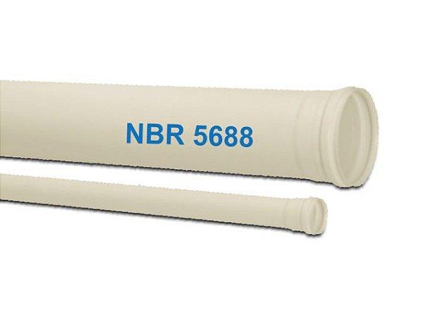 Tubo esgoto 50 mm