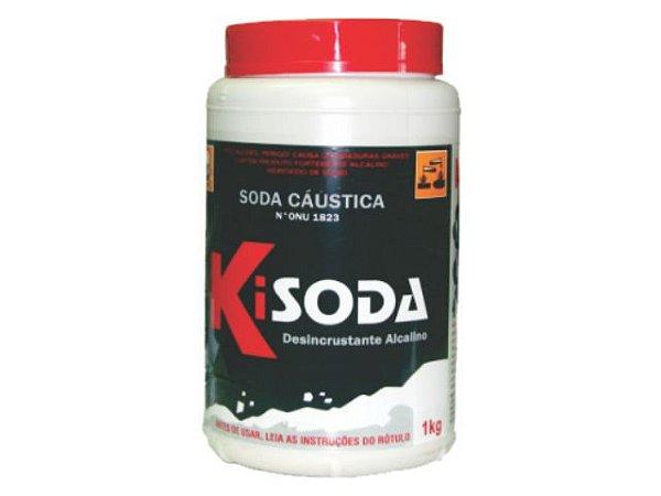 Soda Cáustica Pote 500Gr