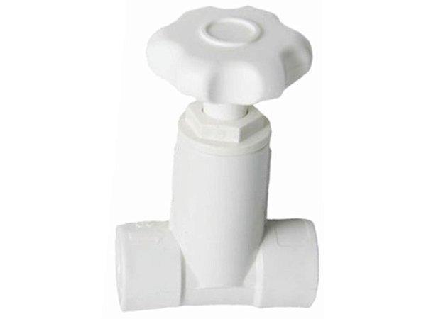 Registro PVC Branco 25mm Re9