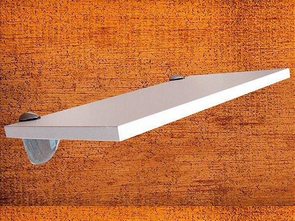 Prateleira Sublime 20x80 cm Branco