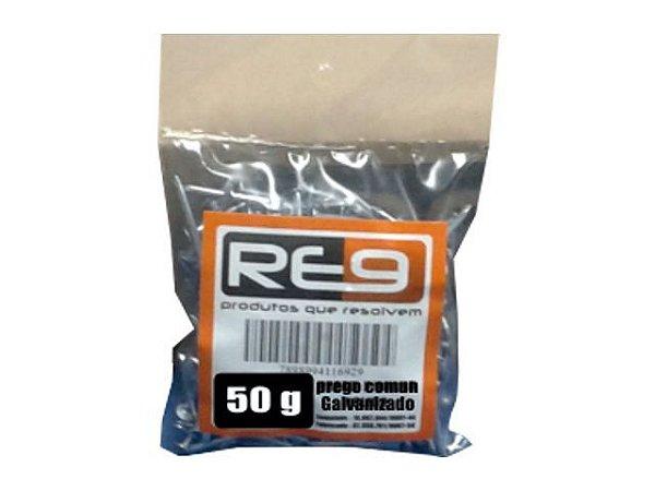 Prego Galvanizado 15x18 50 Gr- 10 pcts