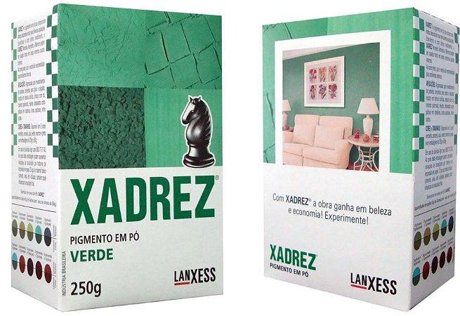 Pó Xadrez Verde 250g