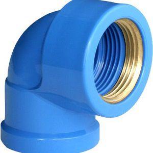 Joelho Azul LR 25x3/4