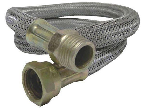 Flexível Metal 100 cm p/ Gás