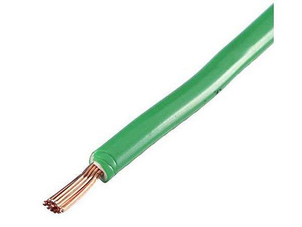 Fio Flex 2,5 mm Verde c/ 100m