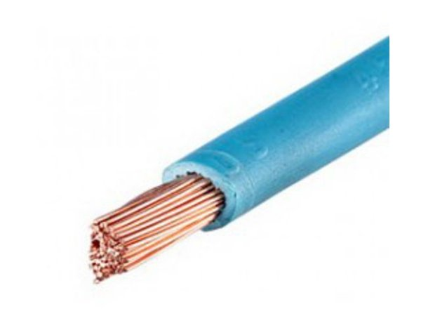 Fio 7 Pernas 10mm Azul c/ 100m