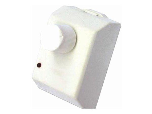 Dimer Externo Rotativo Bivolt Branco