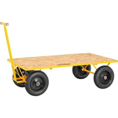 Carrinho Plataforma de Compensado 600 kg Desmontado VONDER