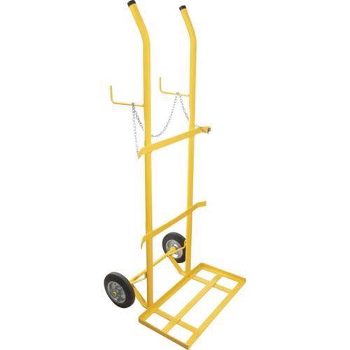 Carrinho para Transporte de Cilindro de Oxigênio e Acetileno para 2 Cilindros VONDER