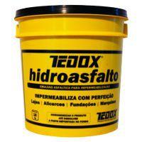 Tedox Hidroasfalto 18 Kg