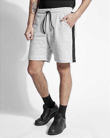 Bermuda Moletom Masculina - Moda para Homens - ZIOH 3c8c2689aee