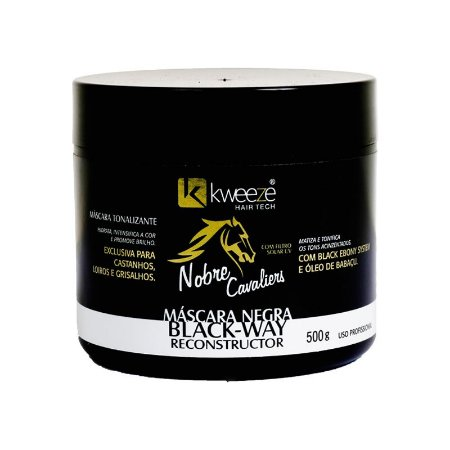 Máscara Black Way Reconstructor 500g
