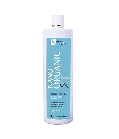 Shampoo Nano Organic 1L - passo 1
