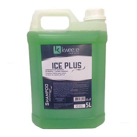 Shampoo Ice Plus 5L