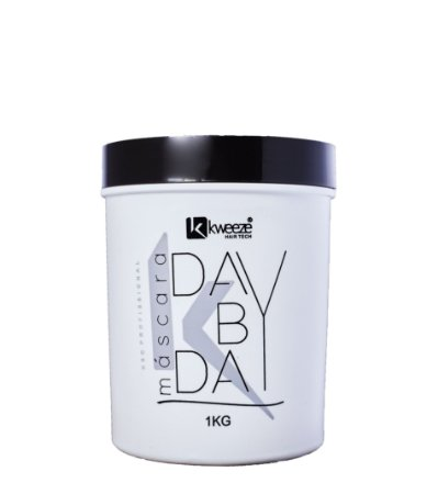 Máscara de hidratação Day by Day 1kg