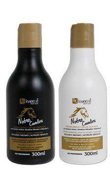 Kit Nobre Cavaliers (shampoo e condicionador)