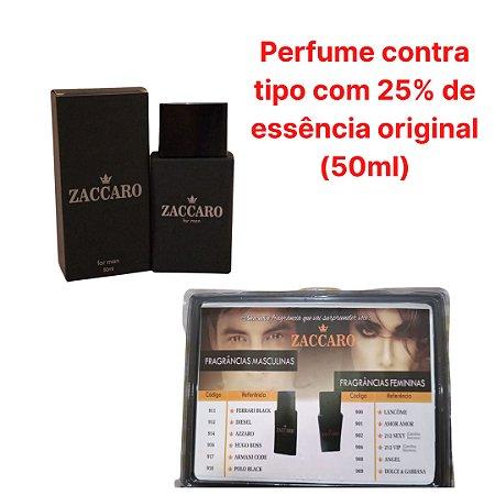 Perfume contratipo Zaccaro
