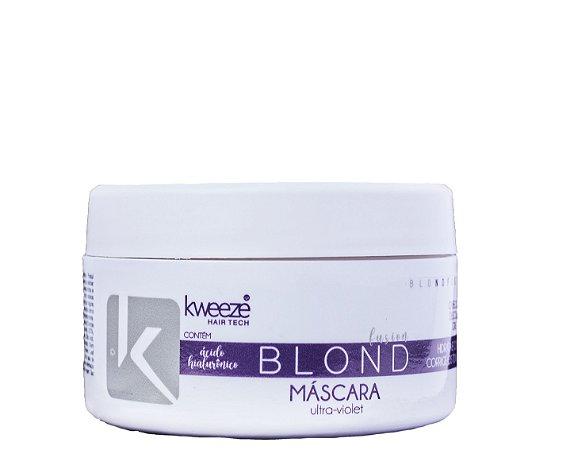 Máscara Blond Fusion home care 250GR