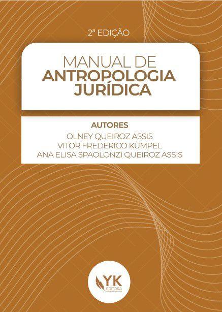 Manual de Antropologia Jurídica