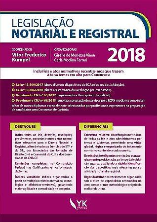 Legislação Notarial e Registral 2018