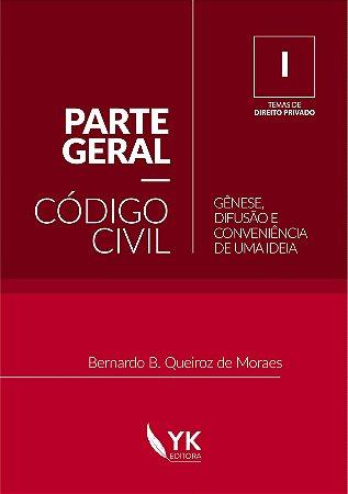Parte Geral do Código Civil - Temas de Direito Privado