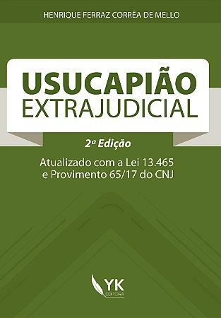Usucapião Extrajudicial - 2ª Edição