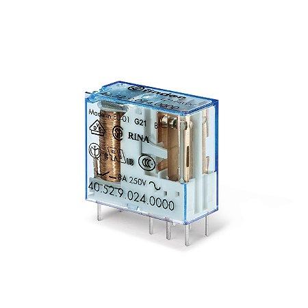 M. RELE P/ PCI 2 REV. 24 VDC - 40.52.7.024.0000