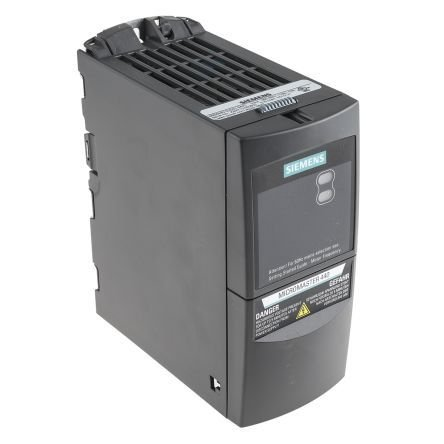 MICROMASTER 440 - 6SE6440-2UC17-5AA1 - 200-240V  0,75KW
